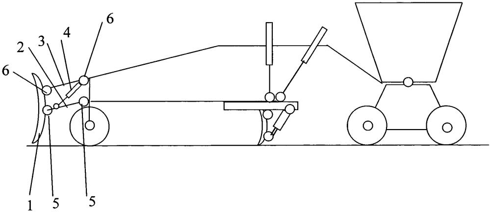 Бульдозерное оборудование автогрейдера