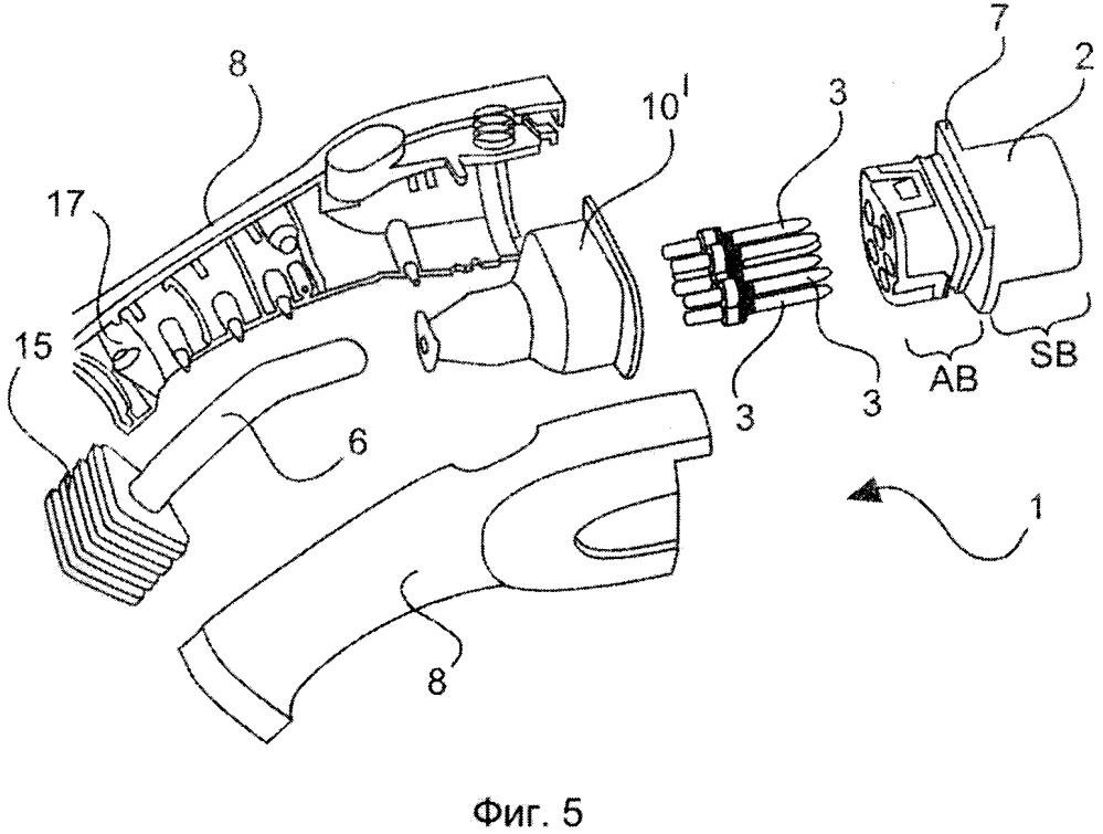 Автомобильный зарядный штекер