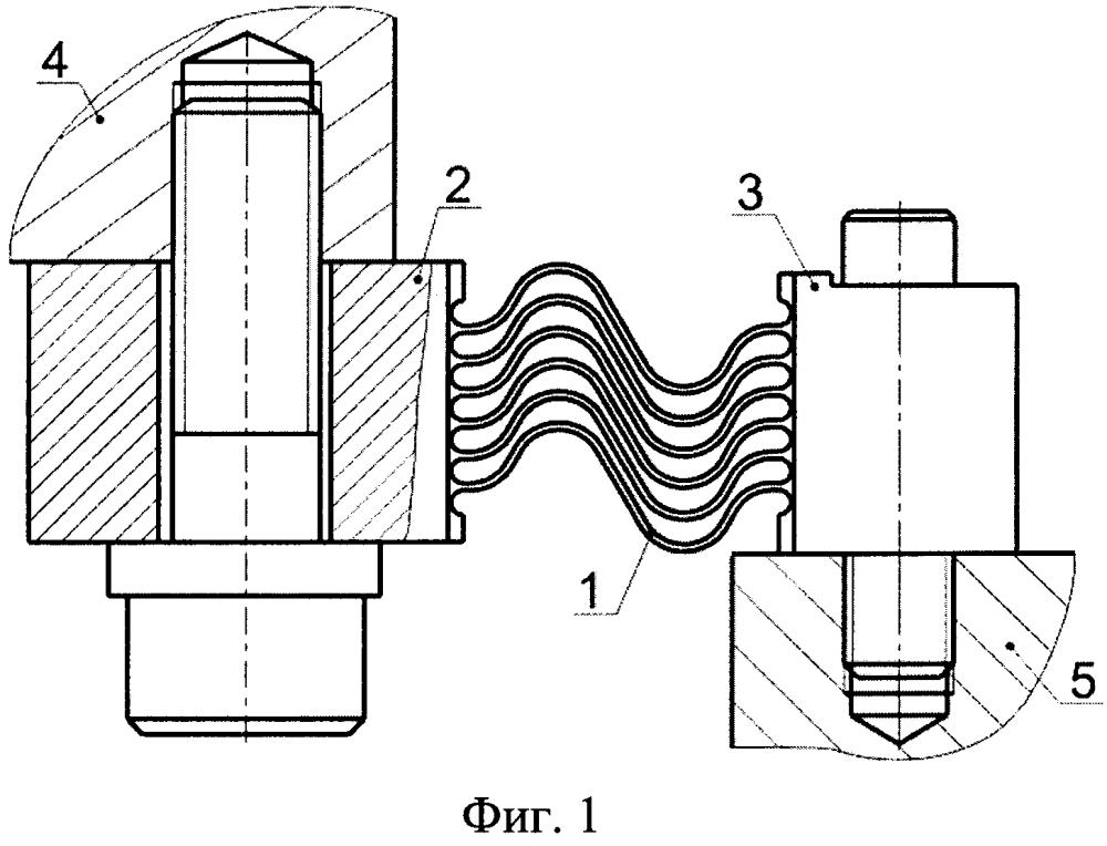 Устройство для электрического соединения внутрикамерных компонентов с вакуумным корпусом термоядерного реактора