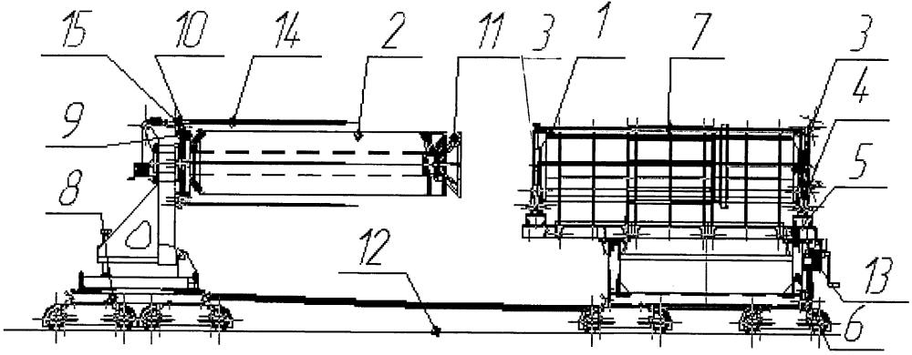 Способ нанесения теплозащитного покрытия на наружную поверхность корпусных изделий