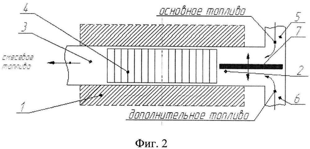 Насос-дозатор смесевого топлива