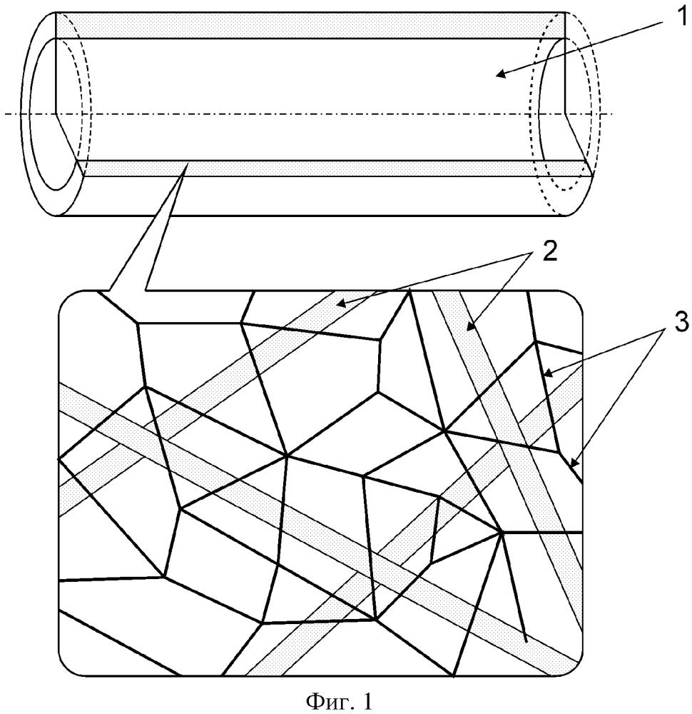 Объемный фильтр из нетканого самонесущего материала