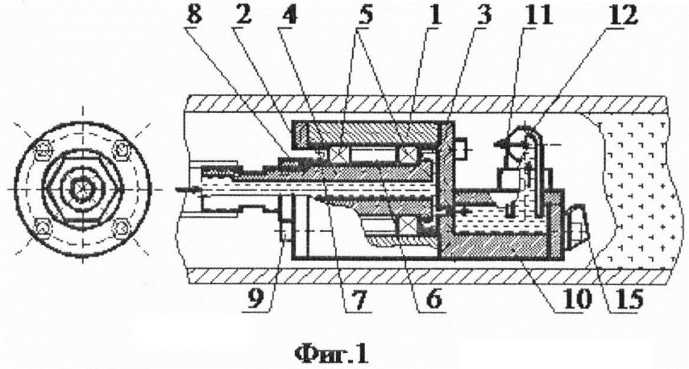 Устройство для очистки полости трубопровода