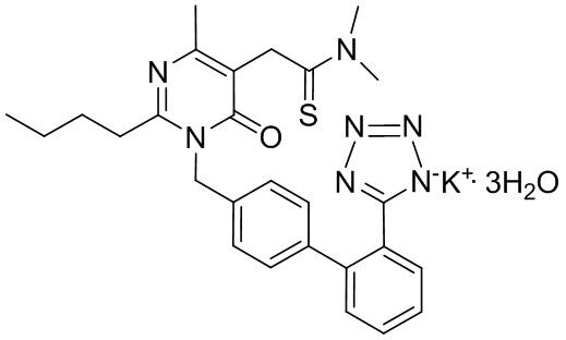 Фармацевтическое комбинированное лекарственное средство