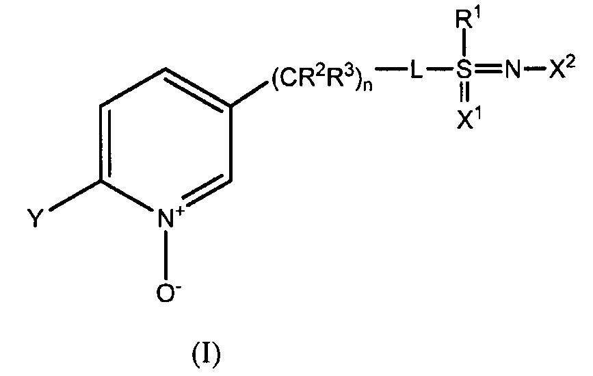 Инсектицидные n-замещенные сульфилимины и сульфоксимины n- оксидов пиридина