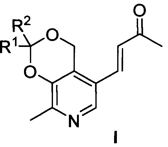 Производные пиридоксина и ацетона с противоопухолевой активностью