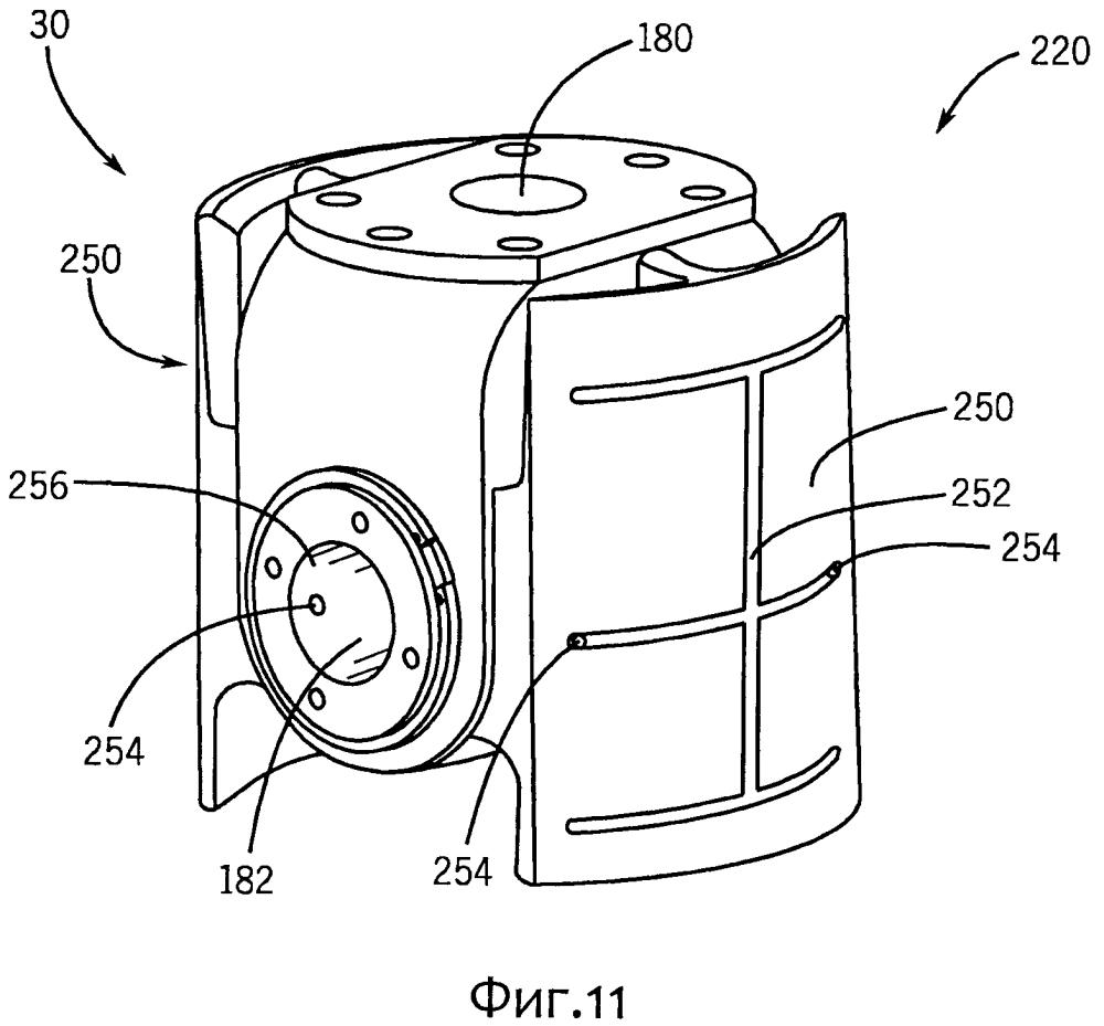 Система смазки крейцкопфного механизма машины (варианты)