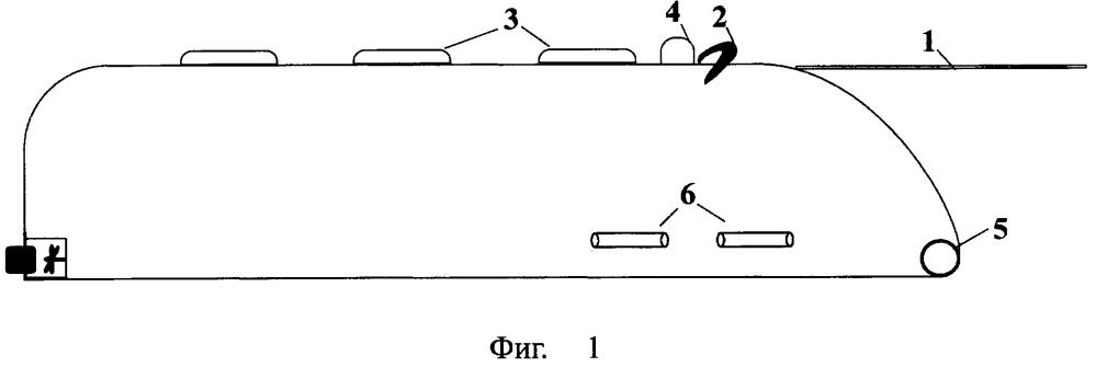 Всесезонный арктический плоскодонный контейнеровоз (варианты)