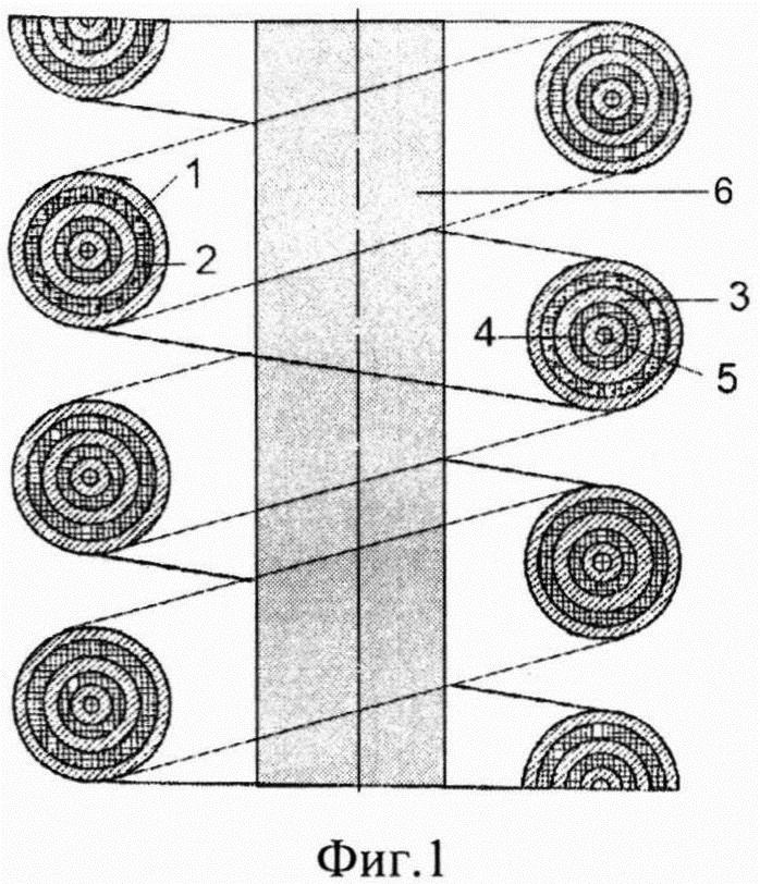 Вибродемпфирующая пружина кочетова с дополнительным демпфирующим элементом