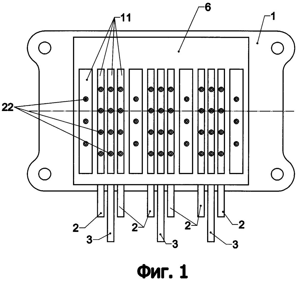 Конструкция контроллера и узел соединения