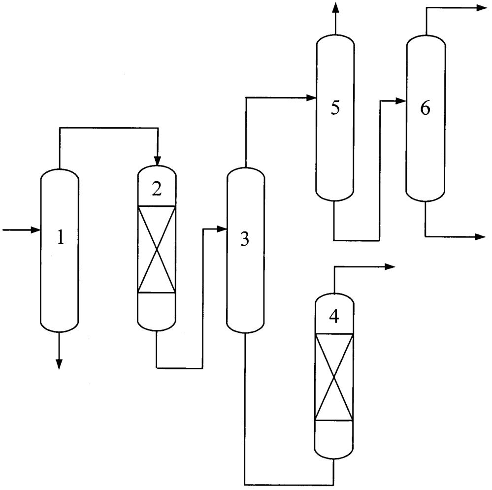 Способ совместного получения гексанового растворителя и циклопентана