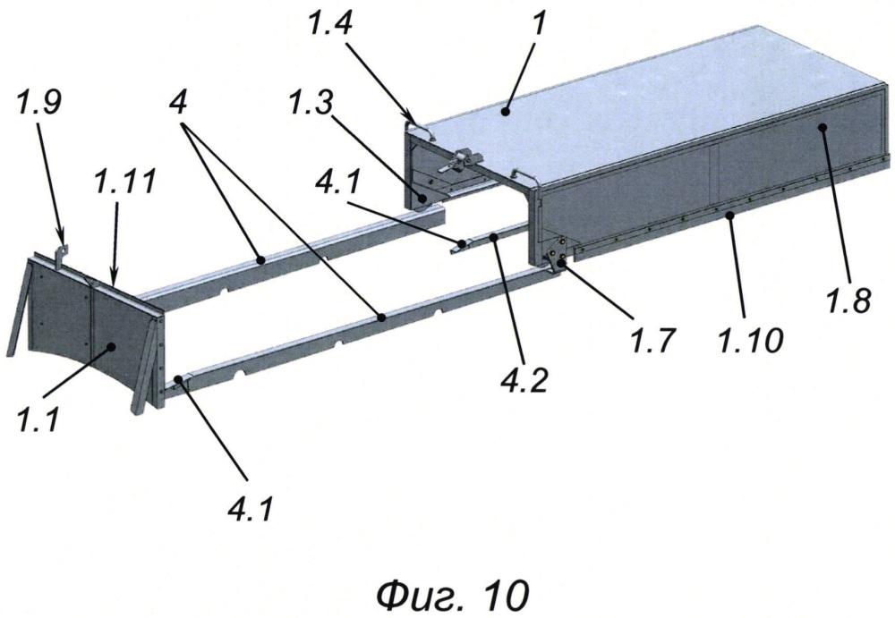 Защитное устройство для сливо-наливной арматуры вагона-цистерны
