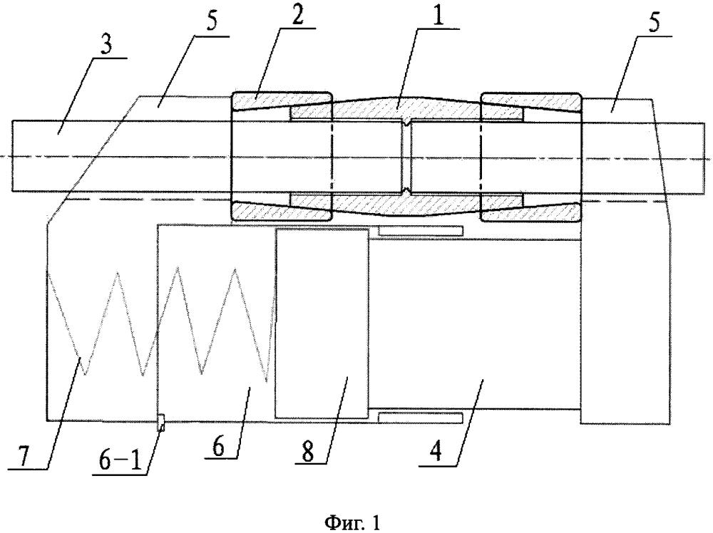 Конусовидная фиксаторная муфта для соединения встык усиливающих стержней и ее монтажный инструмент