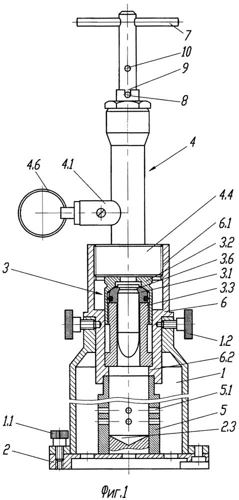 Универсальное устройство для проверки боеприпасов на пригодность к стрельбе