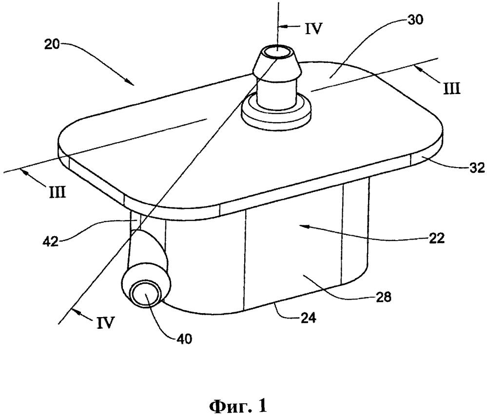 Вспомогательное устройство топливной системы транспортного средства