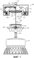 Подъемное устройство для высоко установленного оборудования