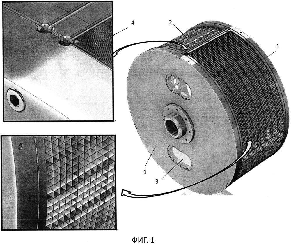 Формовочный барабан