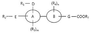 Биарильные производные в качестве агонистов gpr120
