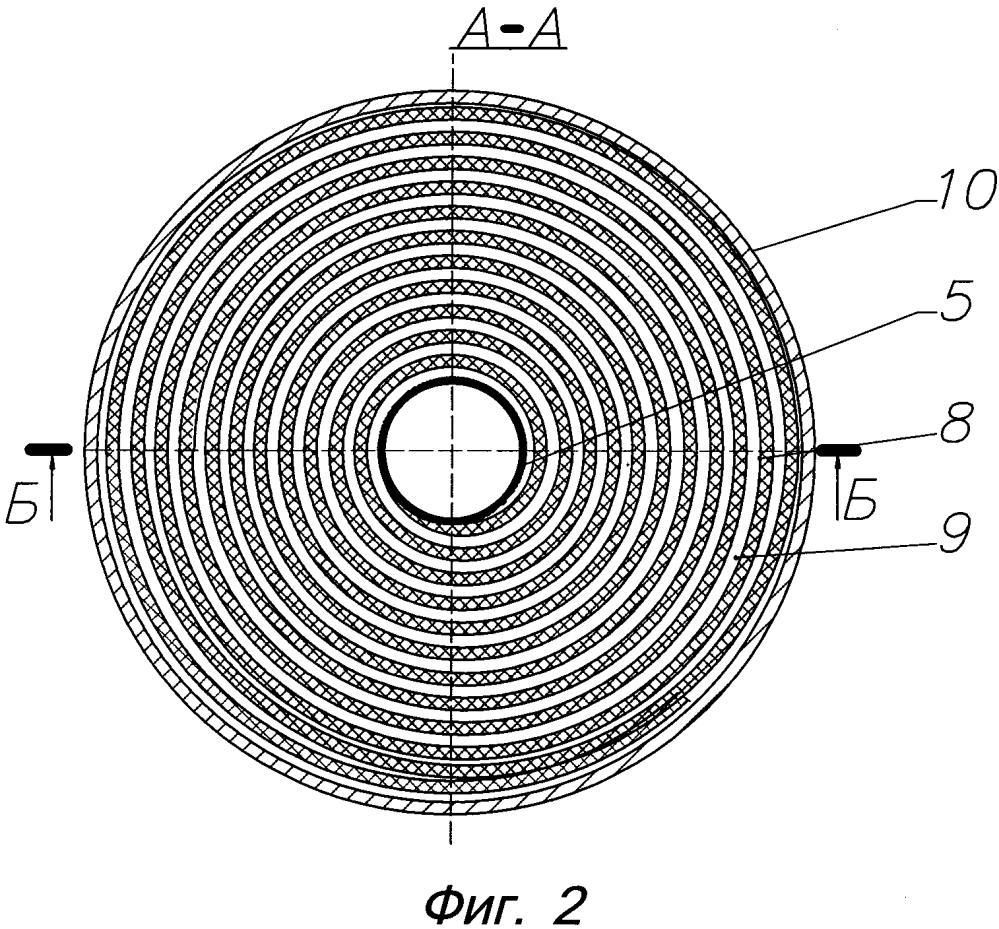 Способ изготовления кассеты для поглотительного патрона