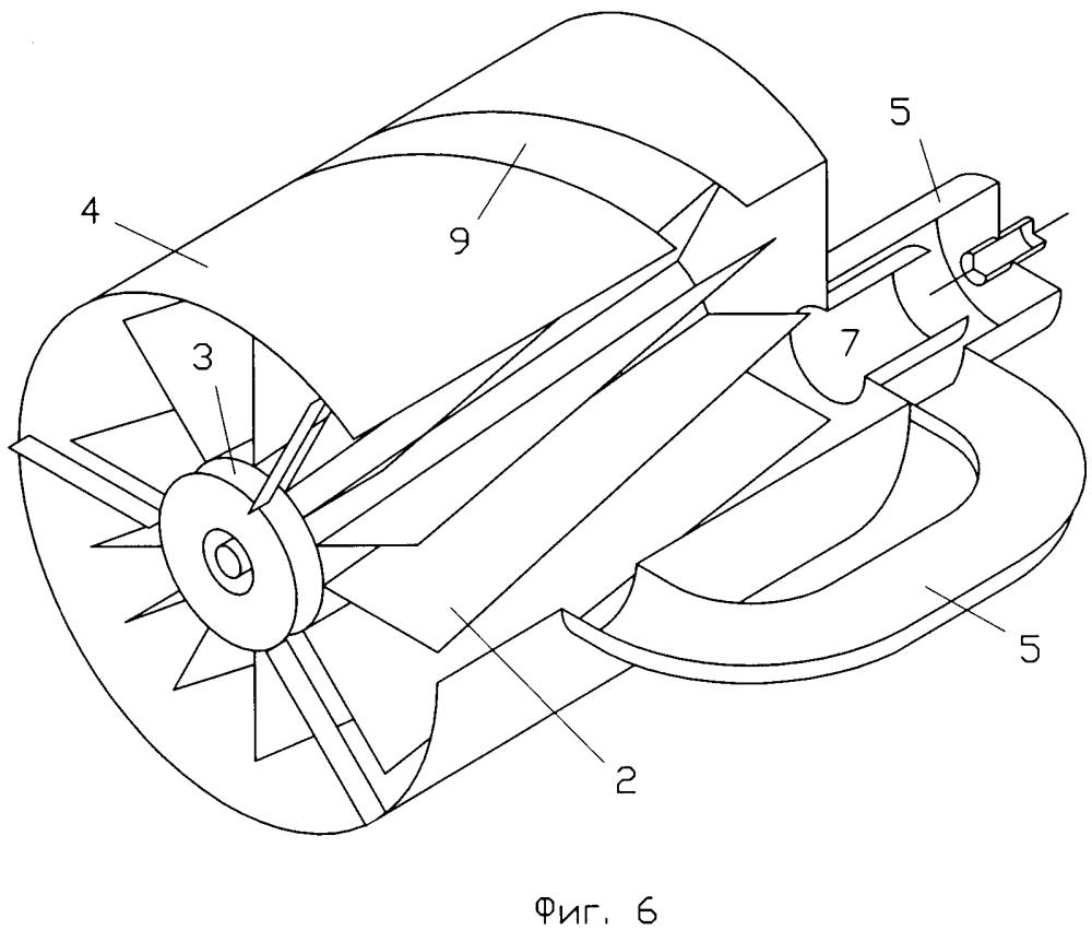 Способ образования реактивных сил движения из воздушно-динамической части реактивной струи и устройство его осуществления