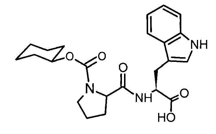 Циклогексаноксикарбонил-дипептид и его противовирусная активность в отношении вируса гепатита с