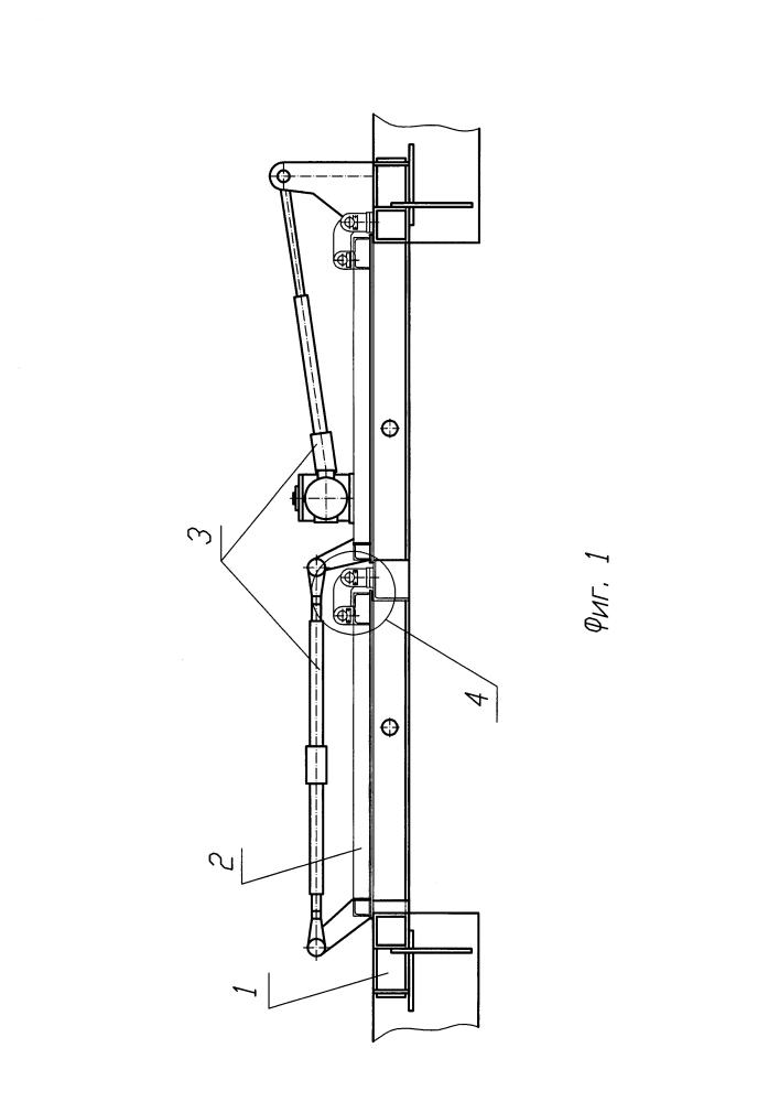 Вентиляционный клапан подземной выработки