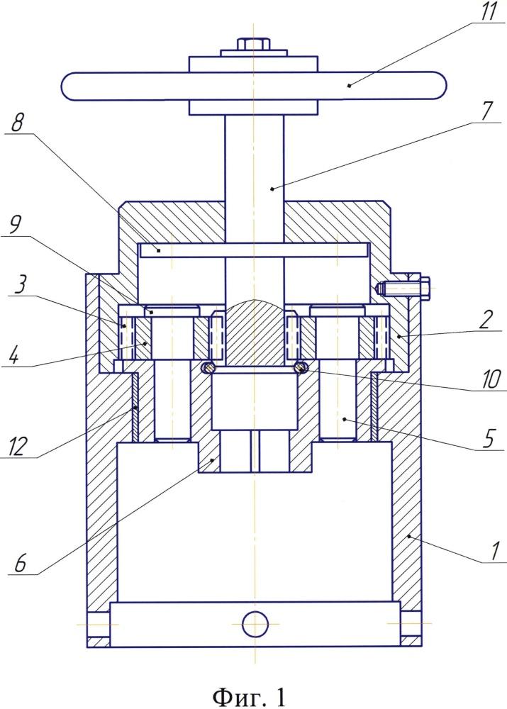 Двухскоростной ручной привод запорной арматуры