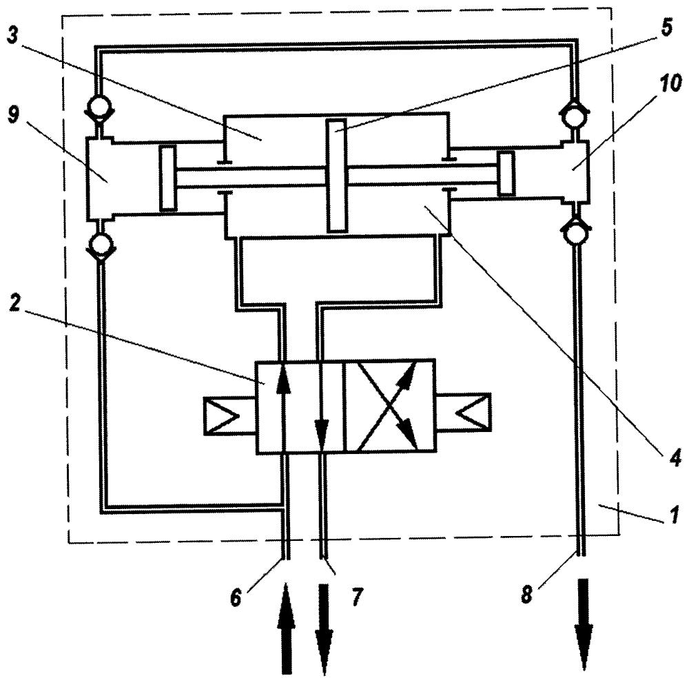 Способ производства компримированного природного газа на газораспределительной станции и бустер-компрессор для реализации такого способа