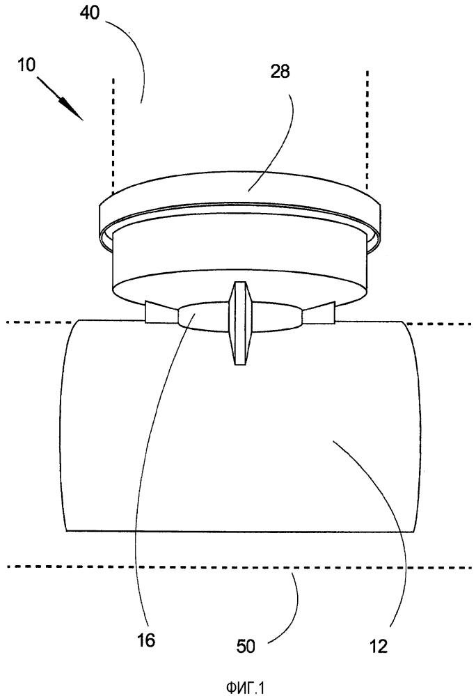 Усовершенствованное сантехническое устройство