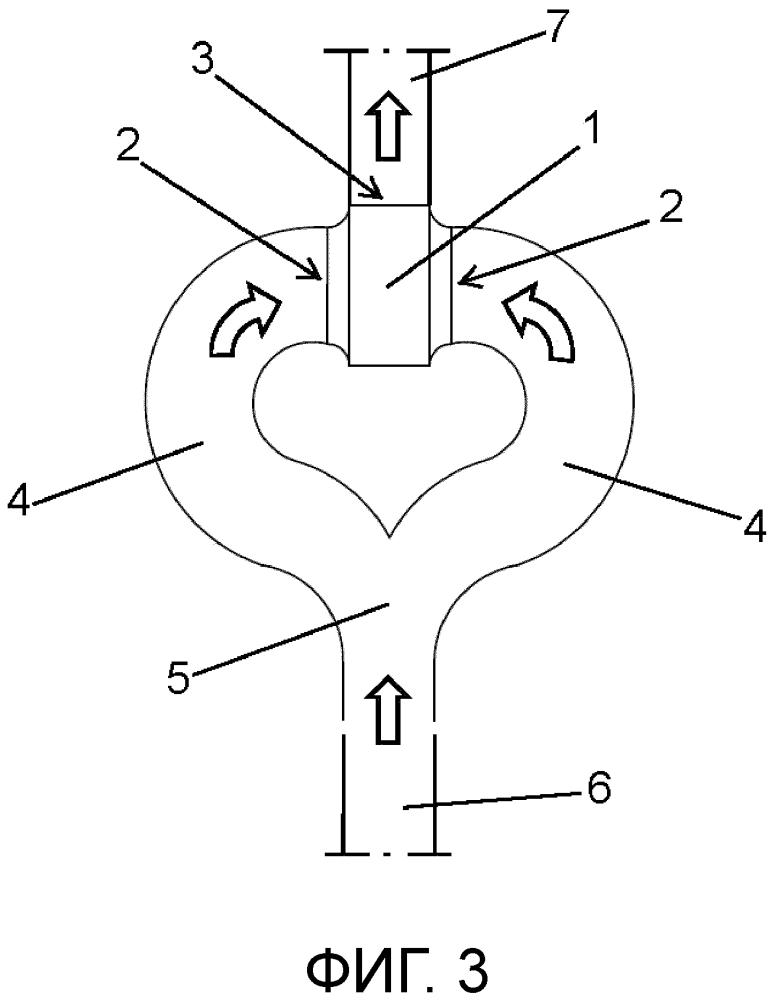 Крыльчатка для вентиляционных каналов