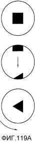Переходы графического пользовательского интерфейса (gui) на носимом электронном устройстве