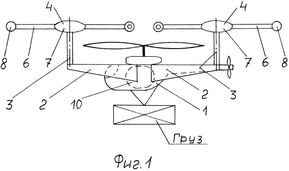 Вертолёт комбинированной схемы