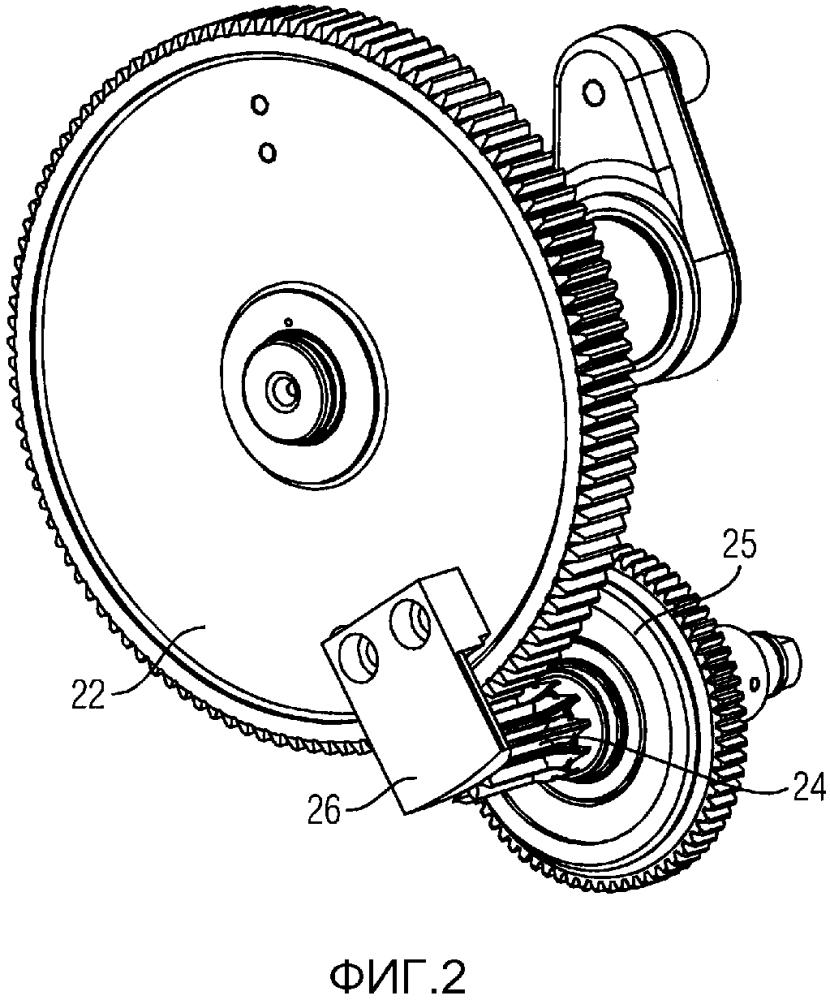 Механизм сцепления для устройства аккумулирования энергии и размыкатель цепи с газовой изоляцией для него