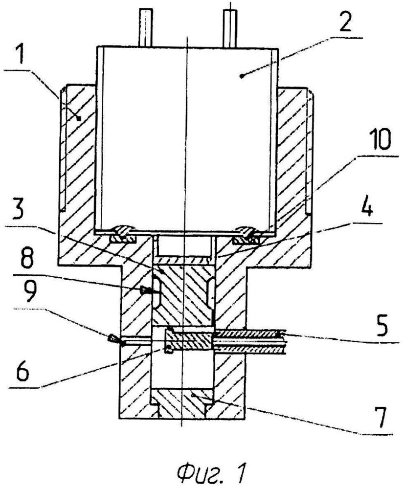 Клапан пиротехнический (варианты)