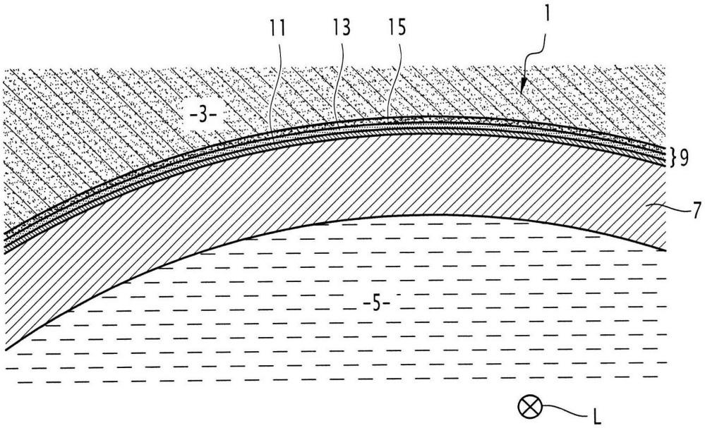 Трубопроводный элемент на основе железа, содержащий наружное покрытие, способ его изготовления и подземный трубопровод, выполненный из таких трубопроводных элементов