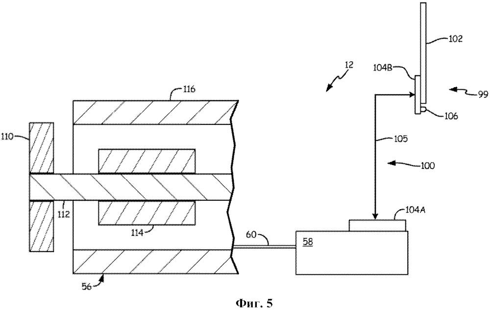 Индикатор генератора переменного тока для электростатического распылительного пистолета