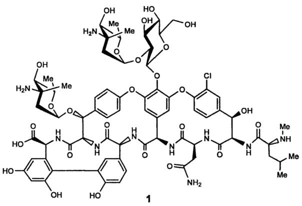 Новое полусинтетическое производное эремомицина и его применение