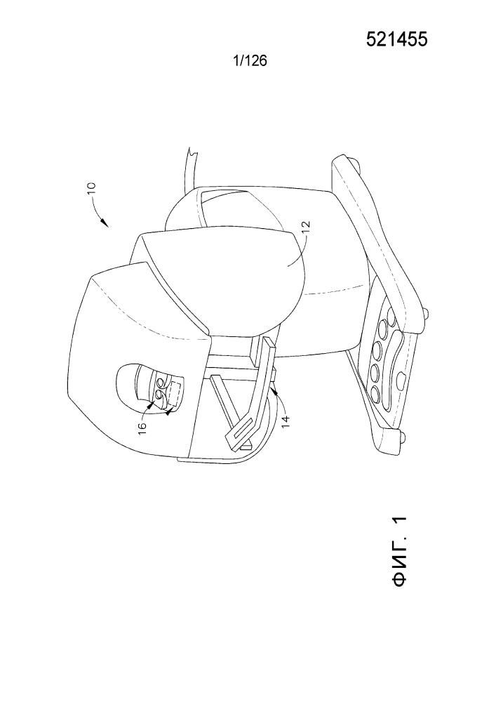 Хирургическое устройство с роботизированным приводом и активируемой вручную реверсирующей системой