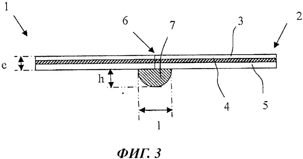 Трубчатая упаковка, полученная с использованием стыковой сварки