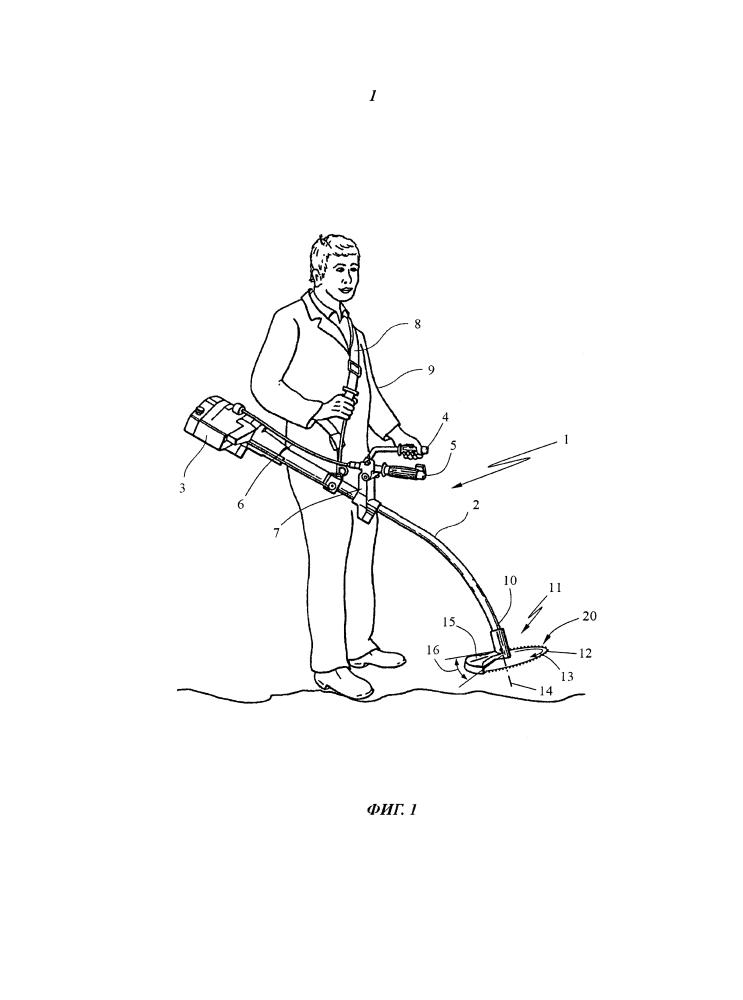 Режущее полотно для травы для триммера (варианты)