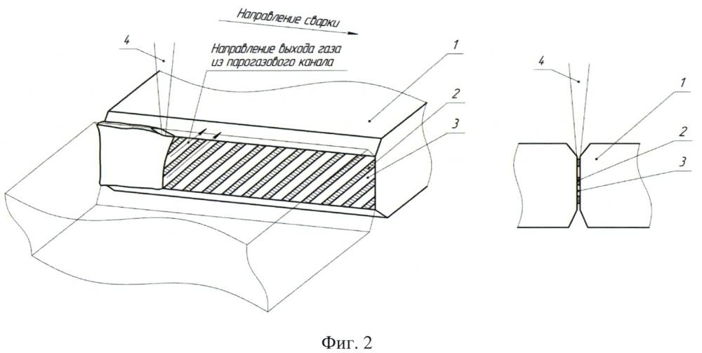 Способ лазерной сварки продольного шва трубы (варианты)