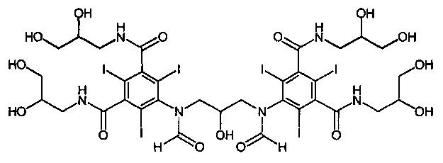 Получение иоформинола - рентгеноконтрастного агента