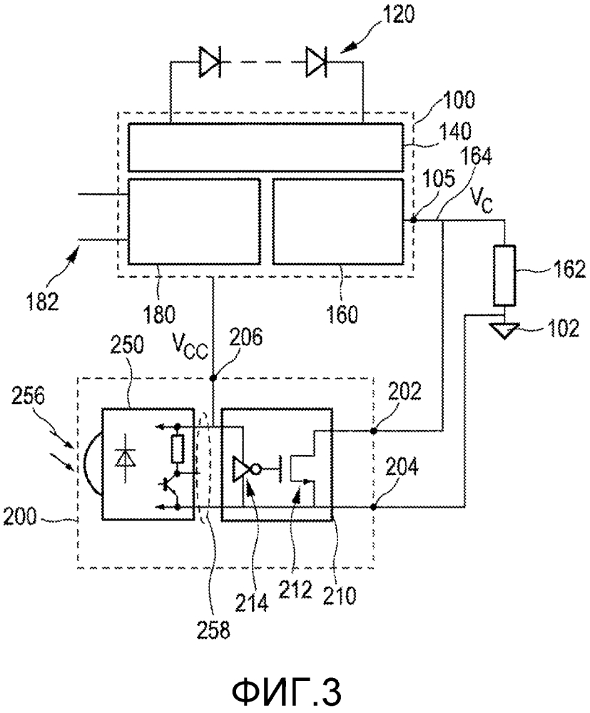 Возбудитель светодиодов с модулятором сигнала управления освещением с компенсацией воздействия внешней температуры