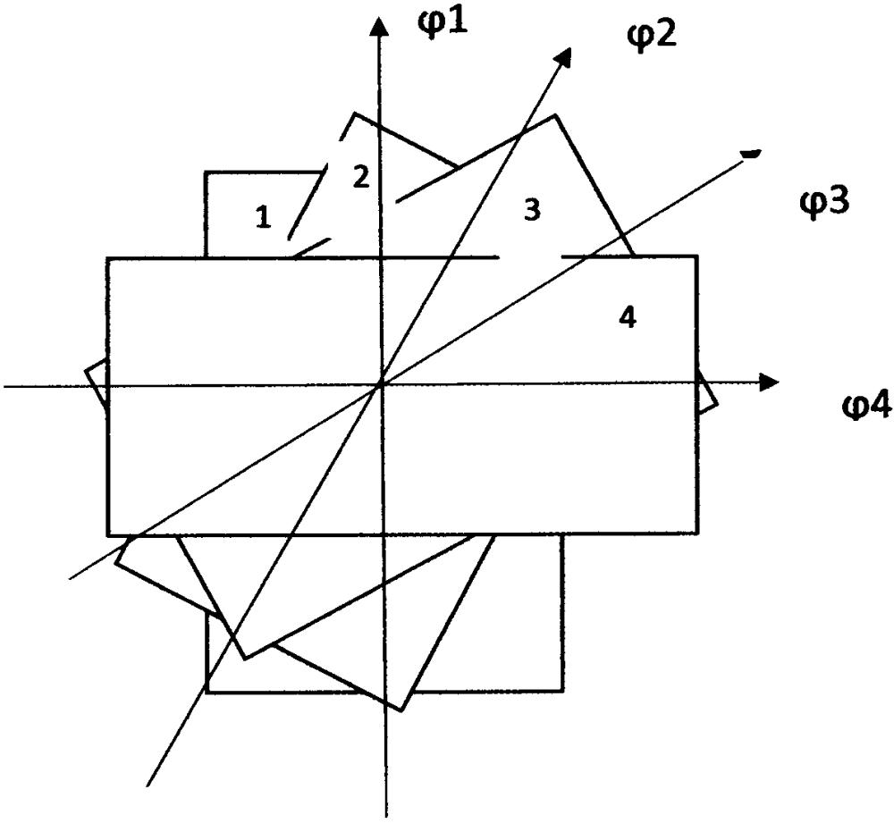 Способ радиолокационного обзора пространства
