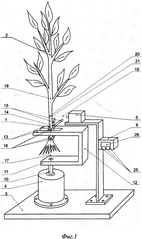 Устройство для определения комплекса геометрических параметров поперечного сечения тел квазицилиндрической формы