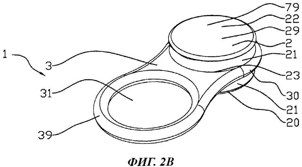 Соединяемый элемент для создания цепочек и пространственных структур