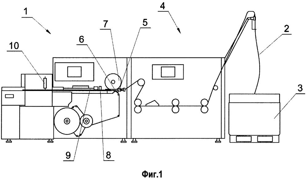 Способ и элемент для направления пучка фильтровальных волокон и машина для изготовления фильтрующего стержня