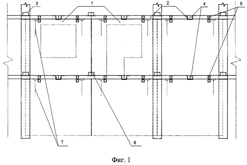 Система и способ монтажа несущих наружных опорных железобетонных стеновых панелей