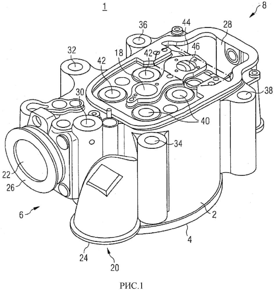 Комплектация головки цилиндра и блока двигателя