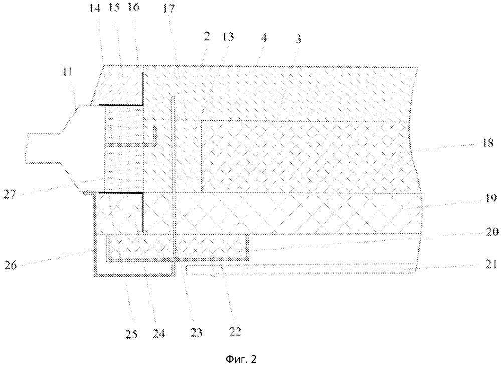 Стеновая панель с установленным оконным блоком